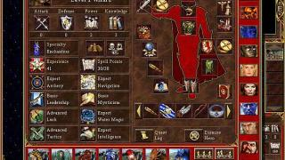 Скриншоты  игры Heroes of Might and Magic 3: The Restoration of Erathia