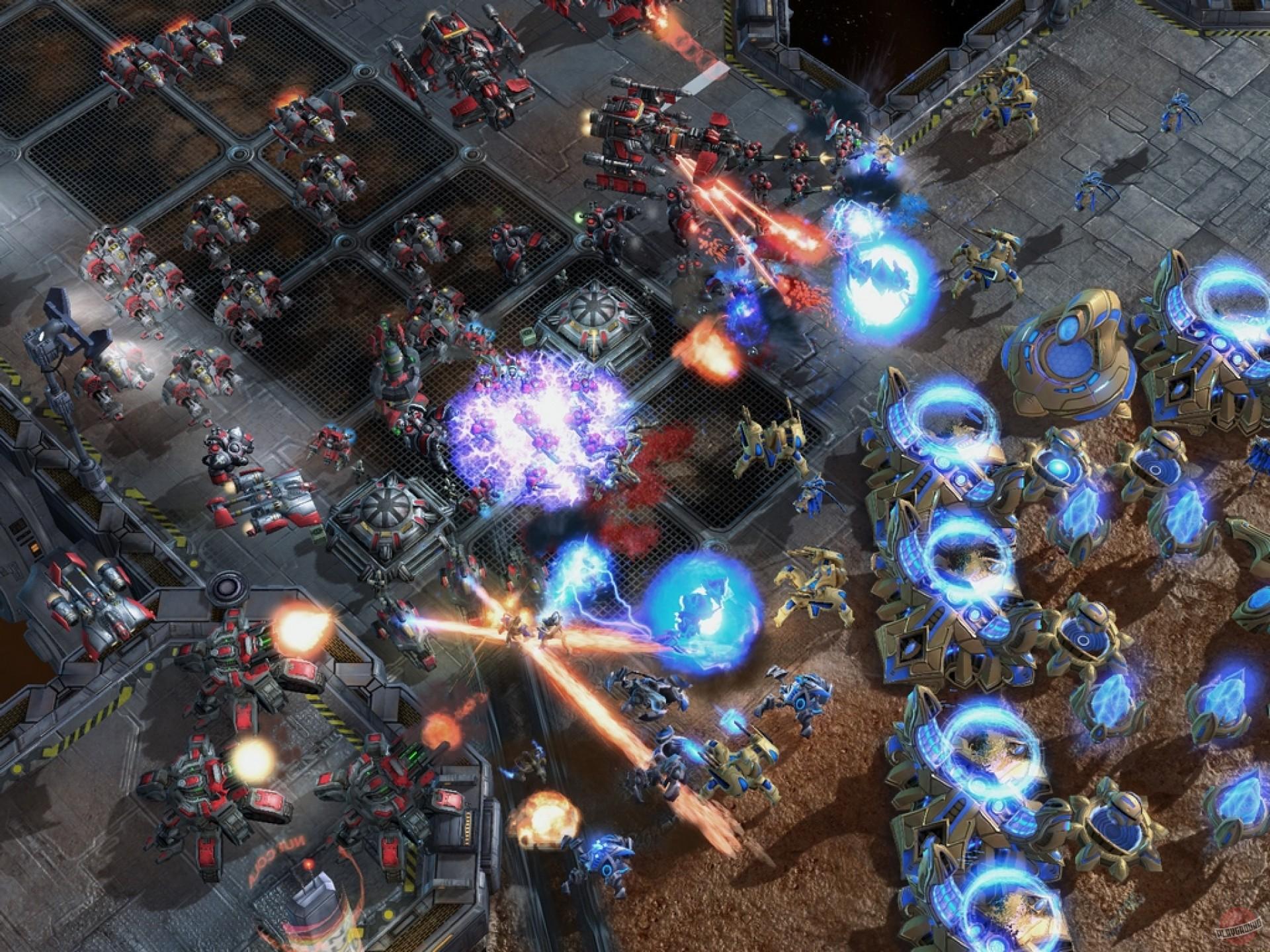 Смотреть порно картинки в игре starcraft ii 5 фотография