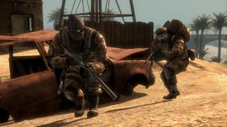 Скриншот Battlefield: Bad Company