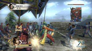 Скриншот Dynasty Warriors 6