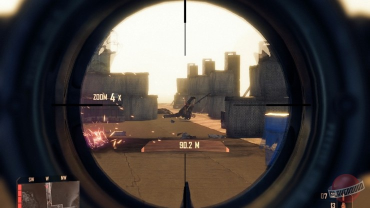 Crysis Warhead скачать торрент вы можете бесплатно на нашем сайте на высоко