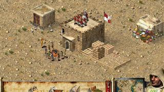 Скриншот Stronghold Crusader