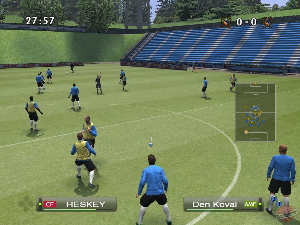 Pro Evolution Soccer 2009 Patch 120 - PES Patch