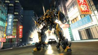 Скриншот Transformers: Revenge of the Fallen - The Game