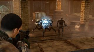 Скриншот Terminator Salvation: The Videogame