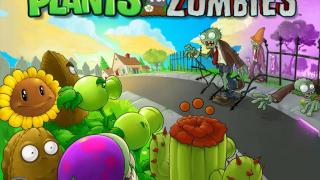 Скриншот Plants vs. Zombies
