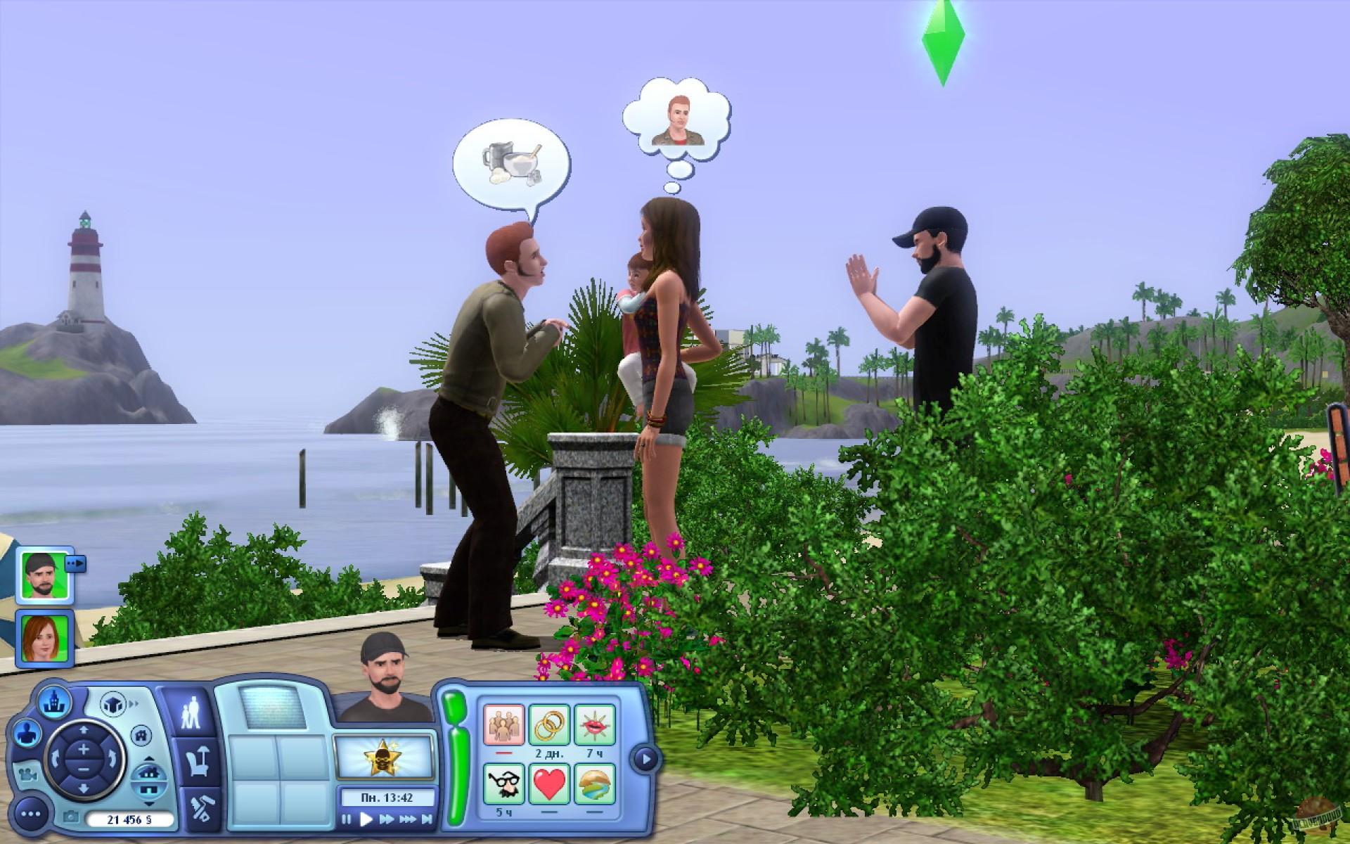 Sims 3 рецепты как приготовить куриную печень - 045