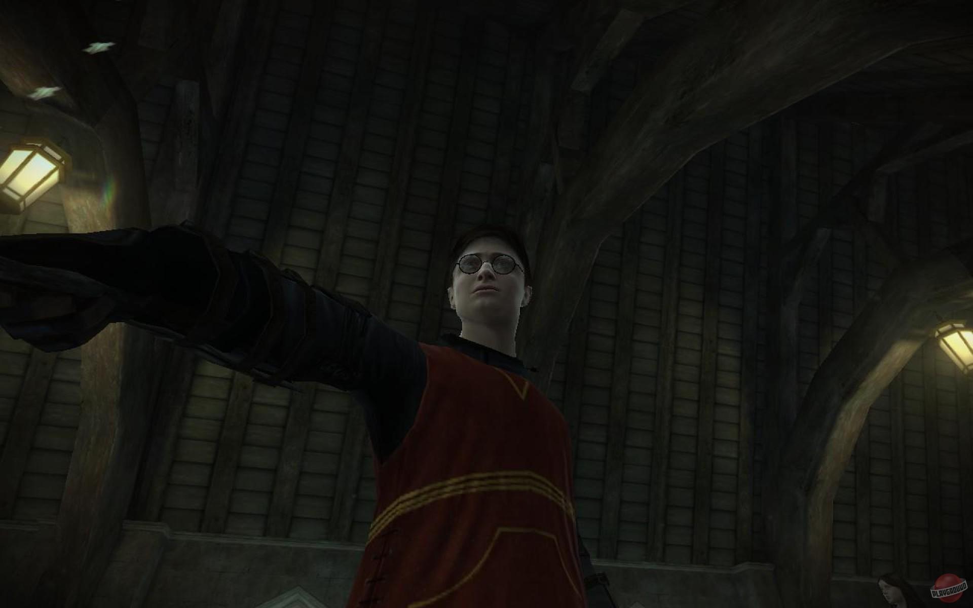 Скриншоты игры Harry Potter and the Half-Blood Prince