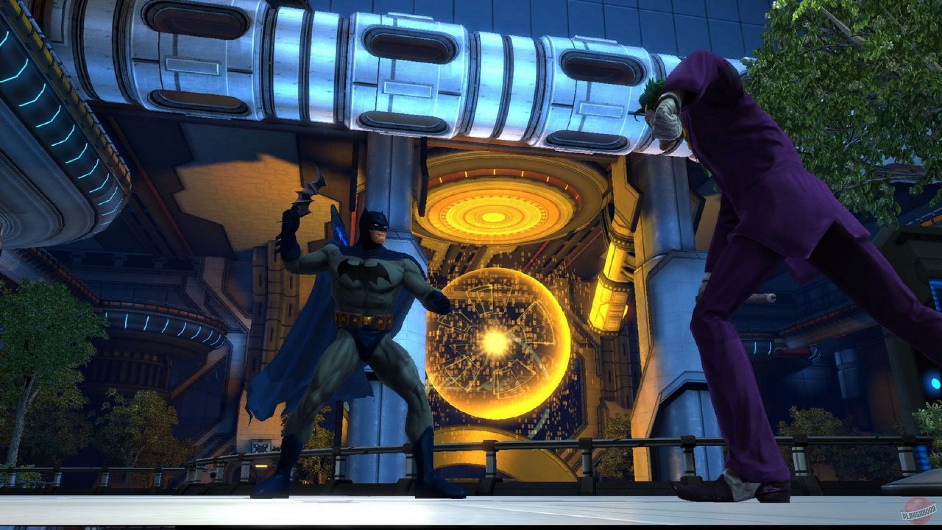 Dc universe online hentia hentay clip
