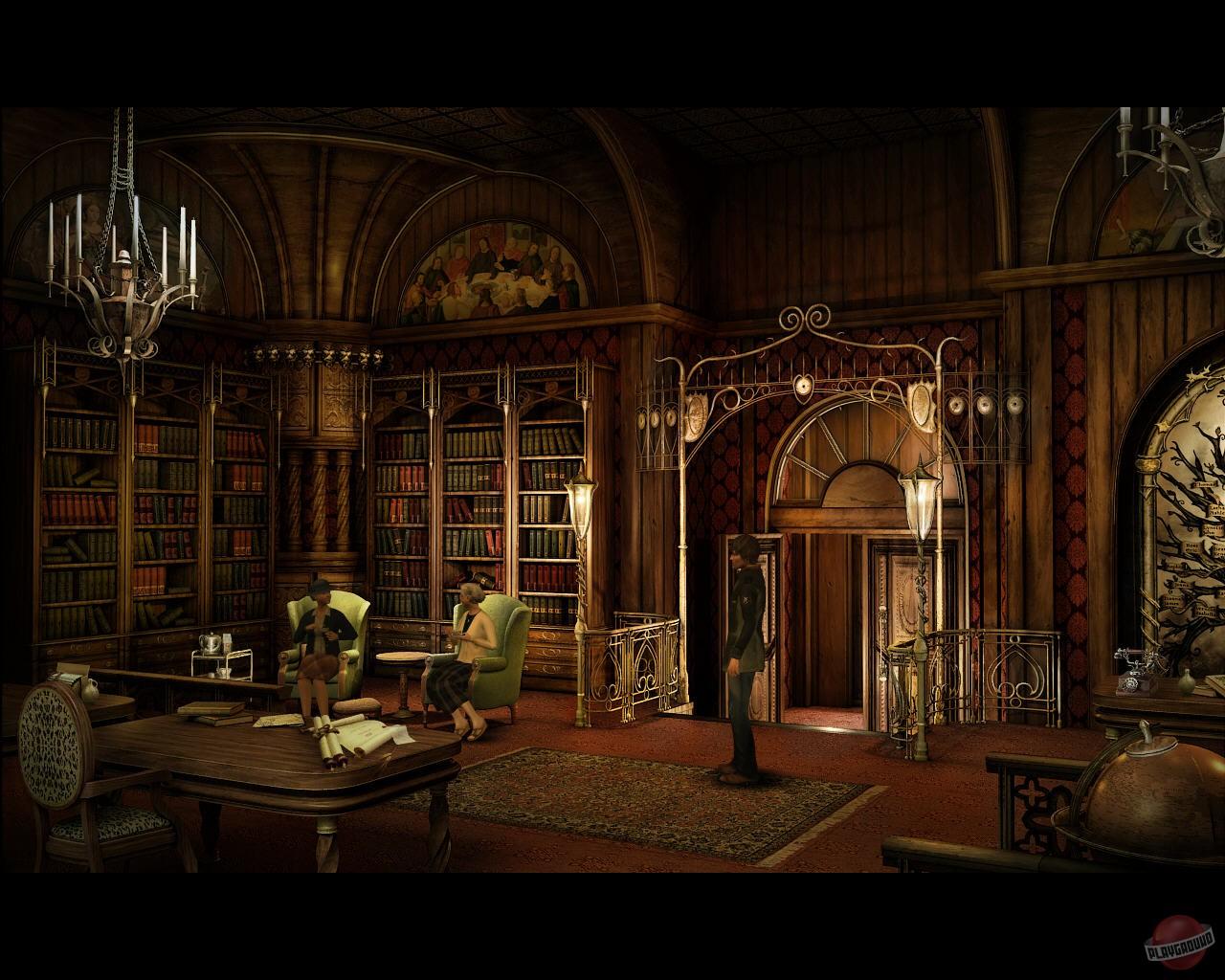 Темный замок shemale 9 фотография
