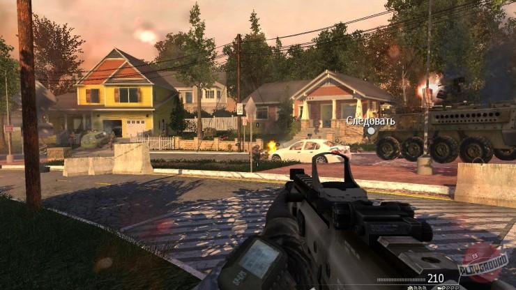 Миниатюра скриншота Call of Duty: Modern Warfare 2 - Stimulus Package.