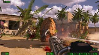 Скриншот Serious Sam HD: The First Encounter