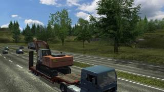 Скриншот German Truck Simulator