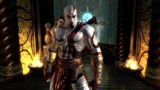 Скриншот God of War 3