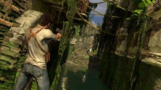 Скриншот Uncharted: Drake's Fortune