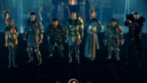 миниатюра скриншота Dragon Age: Origins - The Golems of Amgarrak