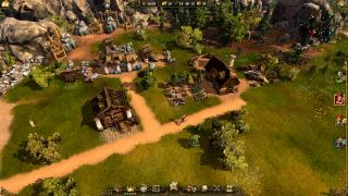 Скриншот Settlers 7: Paths to a Kingdom, the