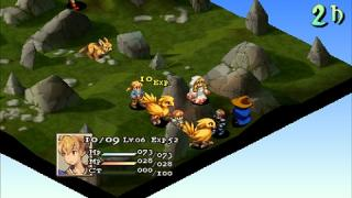 Скриншот Final Fantasy Tactics: The War of the Lions