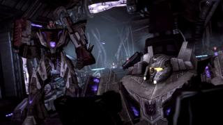 Скриншот Transformers: War for Cybertron