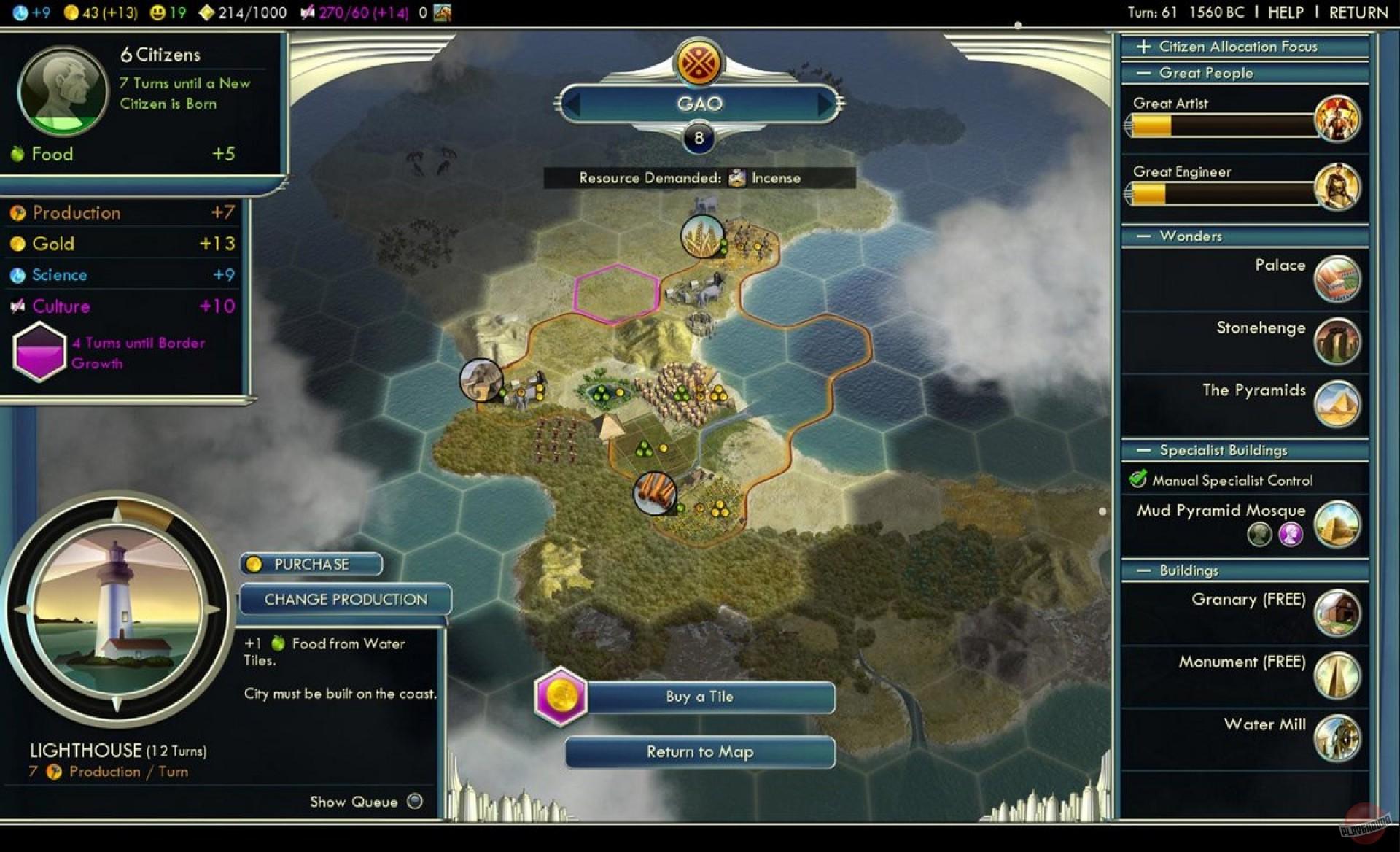 Civilization 5 читы 103144 - 1