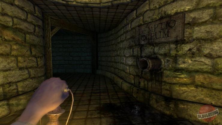 Скриншоты игры Amnesia: The Dark Descent.
