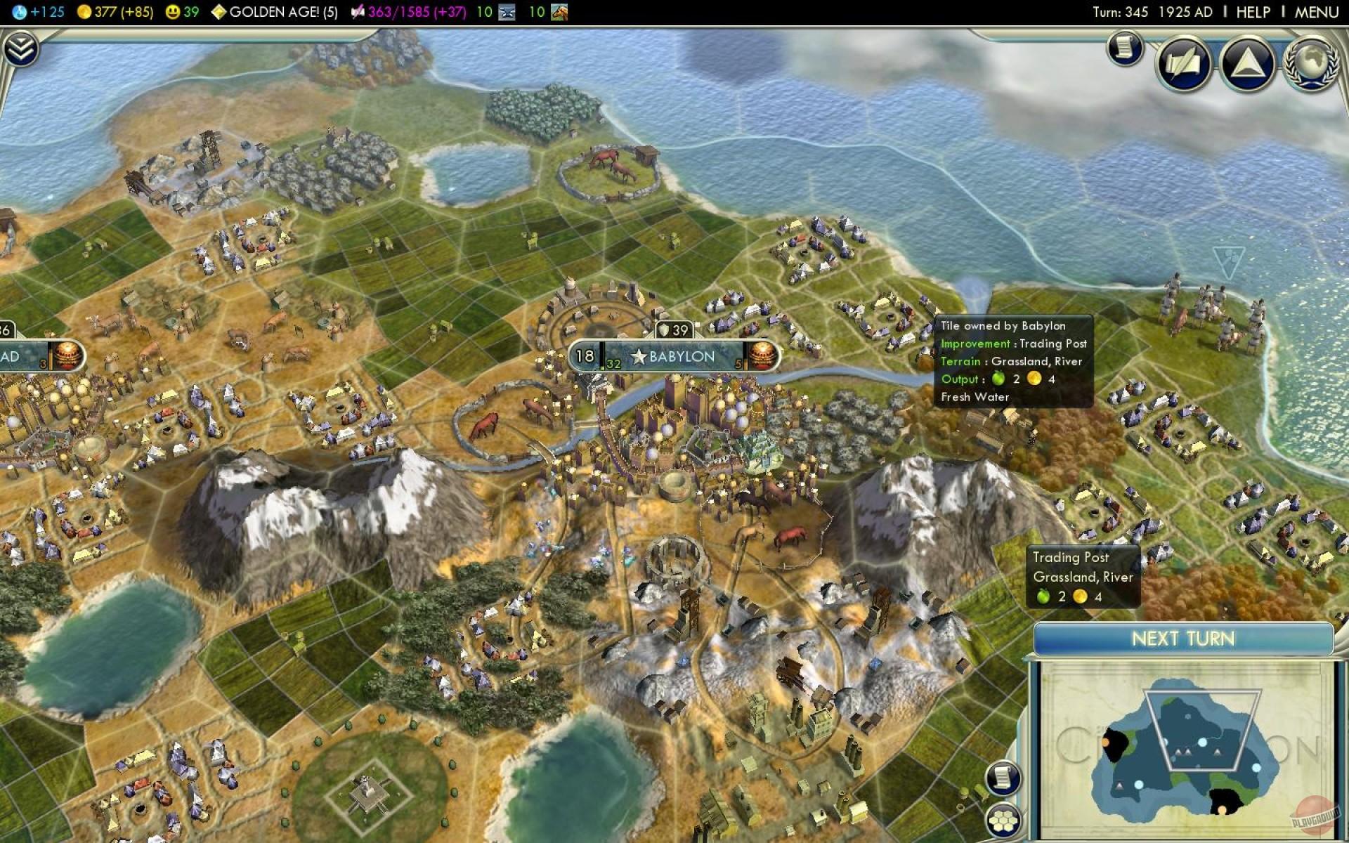 Civilization 5 читы 103144 - f5e9
