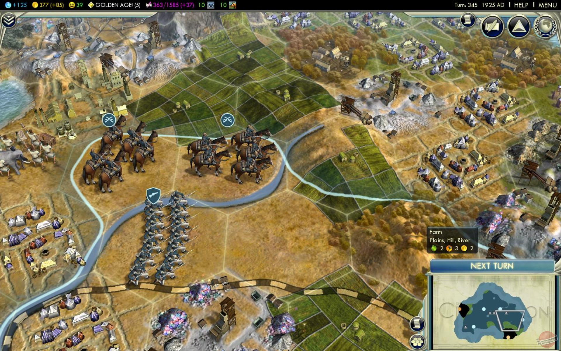 Civilization 5 читы 103144 - d7b9a