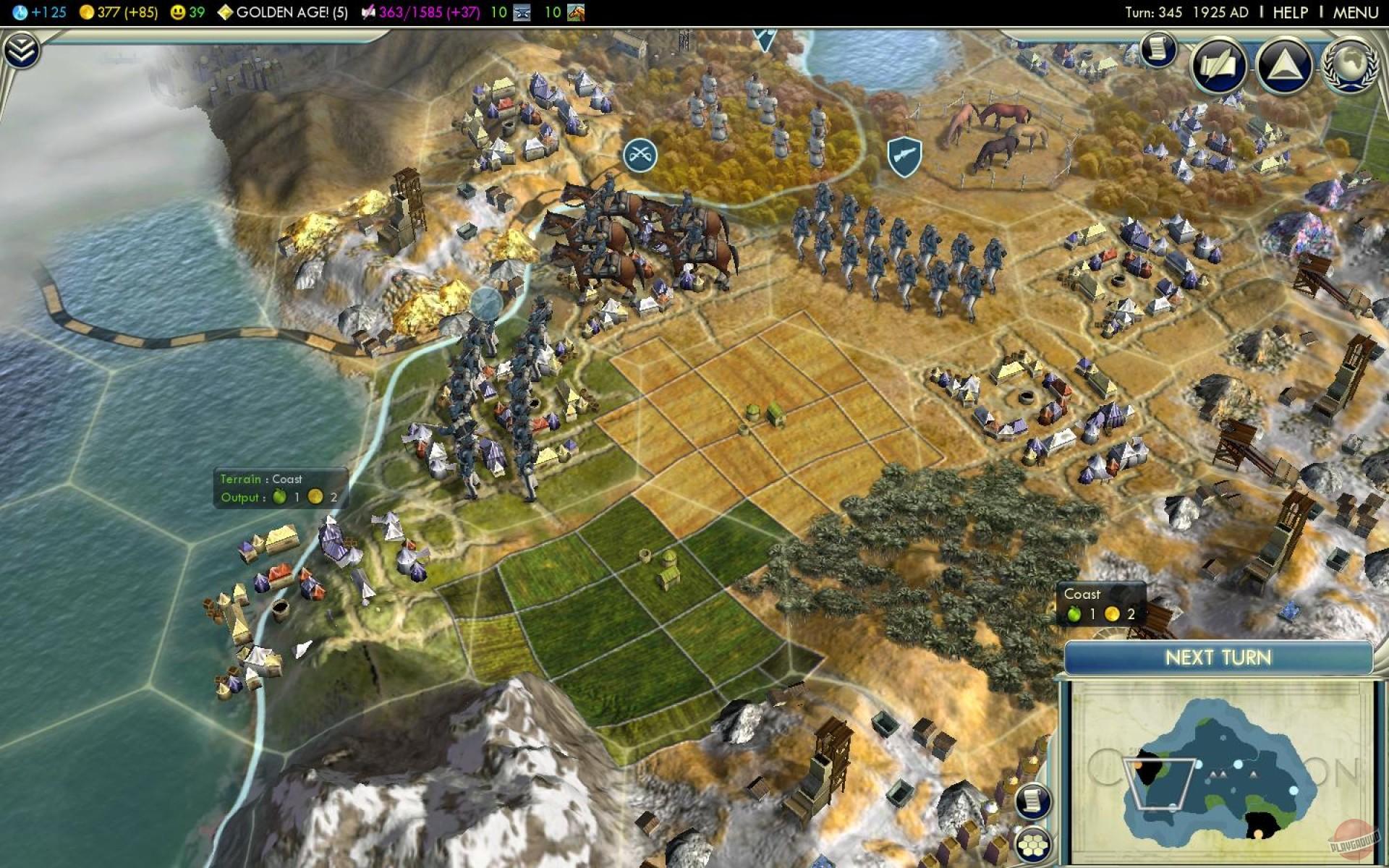 Civilization 5 читы 103144 - 9f21