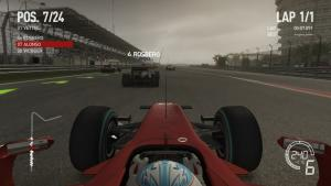 ��������� ��������� F1 2010