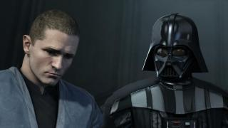 Скриншот Star Wars: The Force Unleashed 2