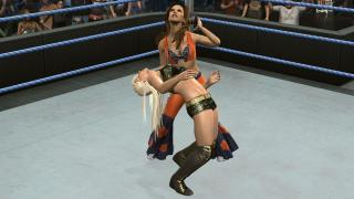 Скриншот WWE SmackDown vs. Raw 2010