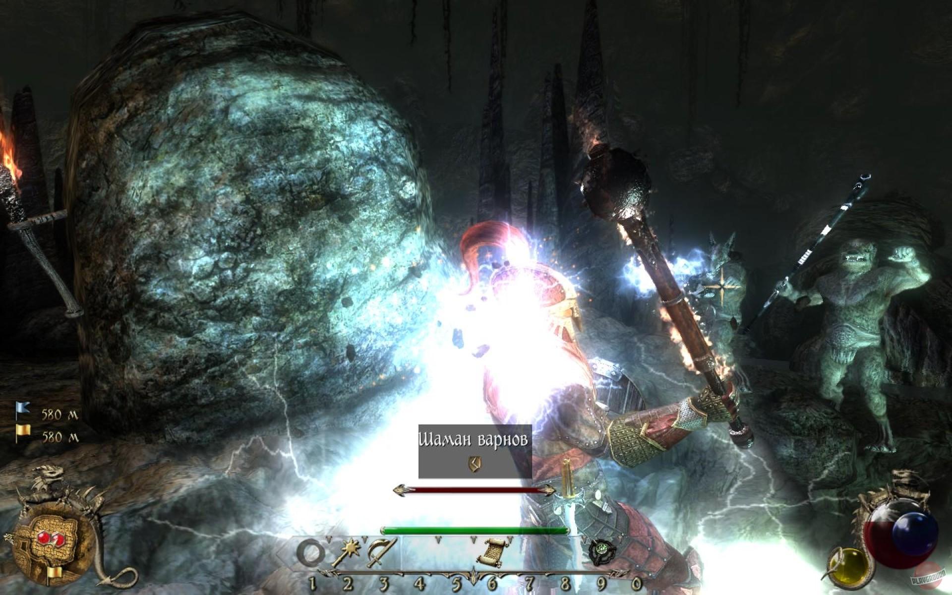 видео прохождение игры worlds of magic