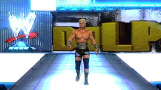 Скриншот WWE SmackDown vs. Raw 2011