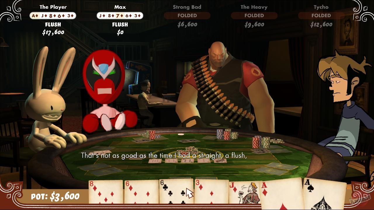 Poker night 2 читы