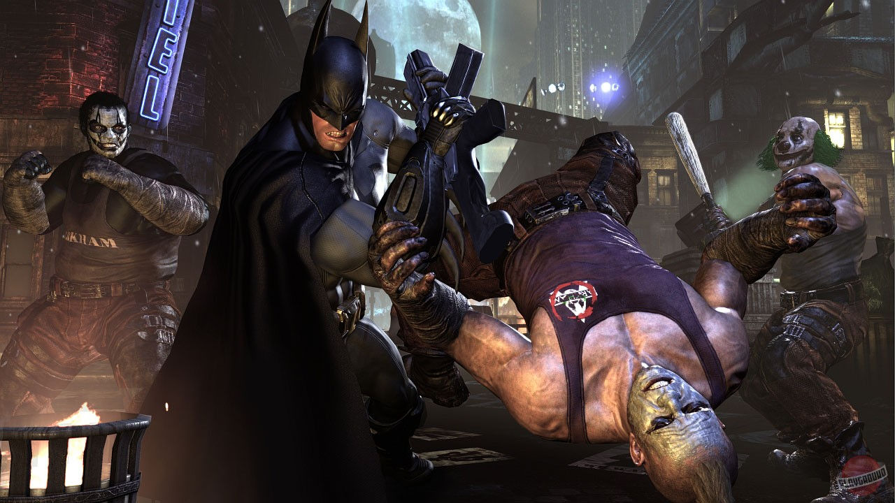 Downloadable Content  Arkham Wiki