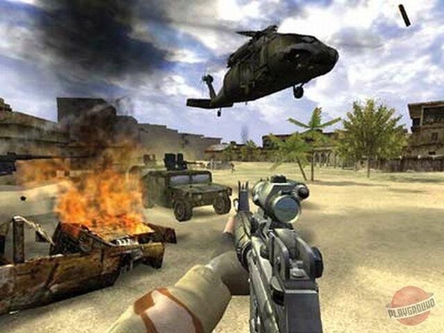 Военные игры для персональных