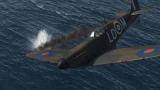 Скриншот IL-2 Sturmovik: Cliffs of Dover