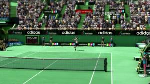��������� ��������� Virtua Tennis 4