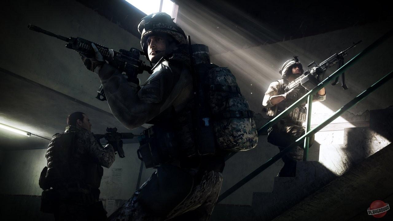 Скриншоты Battlefield 3 - галерея, снимки экрана, скриншоты