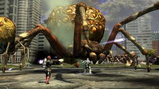 Скриншот Earth Defense Force: Insect Armageddon