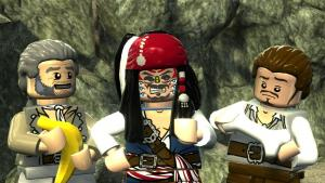 ��������� ��������� LEGO Pirates of the Carribean