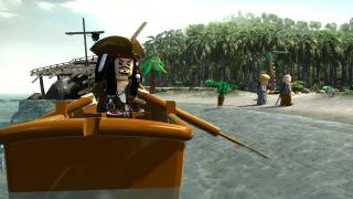 Скриншот LEGO Pirates of the Carribean