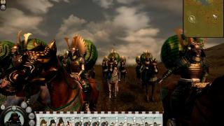Скриншот Total War: Shogun 2
