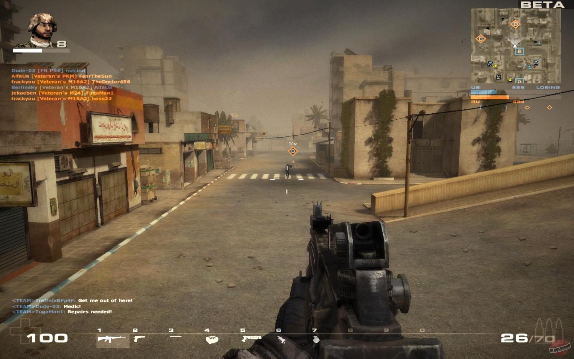 Battlefield как сделать на весь экран 43