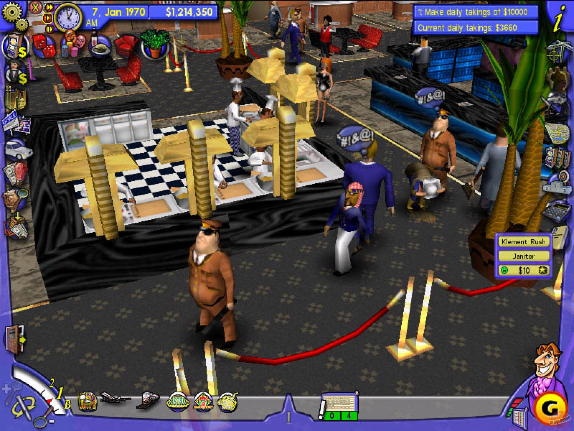 Casino Game World