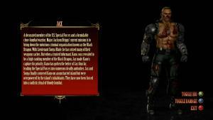 ��������� ��������� Mortal Kombat (2011)