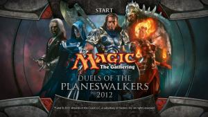 миниатюра скриншота Magic: The Gathering - Duels of the Planeswalkers 2012