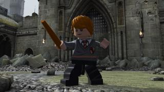Скриншот LEGO Harry Potter: Years 5-7