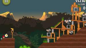 ��������� ��������� Angry Birds Rio
