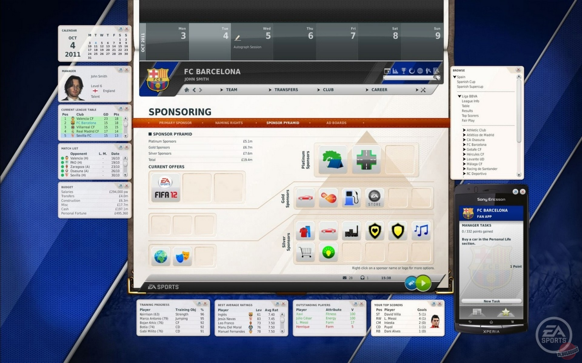 fifa management system Konkuri is a powerful tournament and league management software: create the schedule, share the results online, communicate with participants.
